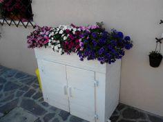 fioriera porta attrezzi