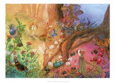 Drescher's magical illustrations