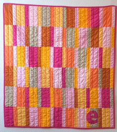 Quilt for Emerson | Flickr - Photo Sharing!