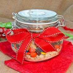 Sweet Pea's Kitchen » Monster Cookies Mix + Desserts In Jars Giveaway