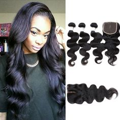 Find More Human Hair Weft with Closure Information about grade 8A eurasian virgin hair with closure body wave more wavy 3 pcs + 1 silk lace closure real human hair with lace closure,High Quality hair styling short hair,China hair summer Suppliers, Cheap hair color long hair from wow perfect hair products company on Aliexpress.com
