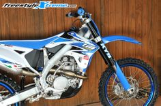 2014 TM Racing 450Fi 4t MX