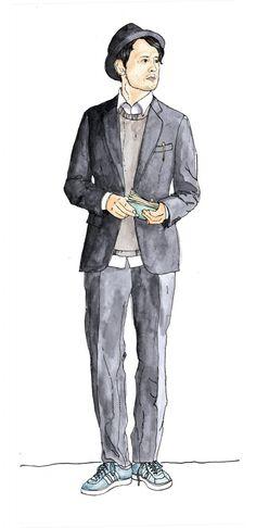 Emma Kelly - Handsome Frank Illustration Agency
