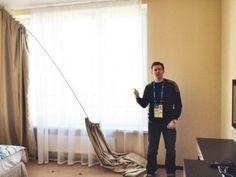 Olimpiadi di Sochi al via, con i report dei giornalisti sui disastrosi hotel