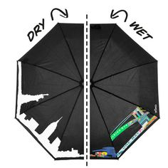 NYC Skyline Folding Umbrella, 32,95€, now featured on Fab.