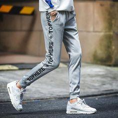 Rapture Men Streetwear Harem Pants 2019 Mens Chinese Styel Contrast Color Vintage Joggers Pants Male Spring Casual Sweatpants Pants Harem Pants