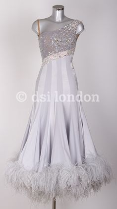 DSI London gown - front