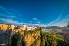 Ronda | Malaga Province, Andalusia, Spain. | #stockphotos #gettyimages #print #travel