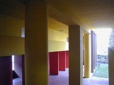 Milano_Quartiere Gallaratese    Wohnkomplex Gallaratese Monte Amiata, Mailand…