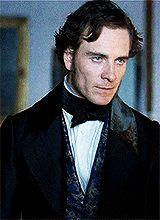 Michael Fassbender as Mr. Rochester - Jane Eyre.