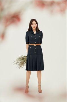 Park Shin Hye, Diy Fashion Hacks, Fashion Outfits, Fashion Tips, Korean Actresses, Perfect Woman, Office Fashion, Classy Dress, Korean Beauty