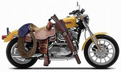 If this was a switchback it would be perfect for a certain Allie! | Go to pinbiker.com to see more cool motorcycles!