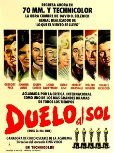 Watch Duel in the Sun (1946) Full Movie Online Free