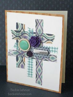 Treasured Moments: Close to My Heart New Product Blog Hop