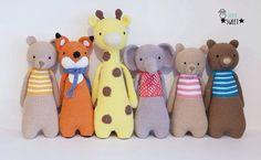 Made by beehsweet. Crochet pattern by Little Bear Crochets: www.littlebearcrochets.com ❤️ #littlebearcrochets #amigurumi