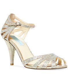 fd34e6e43fe Blue by Betsey Johnson Sweet Evening Sandals   Reviews - Sandals   Flip  Flops - Shoes - Macy s. Betsey Johnson Wedding ...
