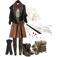 """Untitled #380"" by dont-make-me-ill on Polyvore"