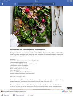 Artichoke salad by Mimi