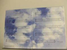 """Dick Higgins, """"Clouds for Piano"""" (1980)"""