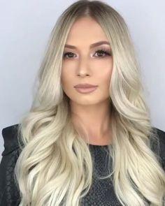 We Love Shiny - Silky - Smooth Hair Silky Smooth Hair, Hair Videos, Our Love, Long Hair Styles, Beauty, Beautiful, Long Hairstyle, Long Haircuts, Long Hair Cuts