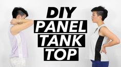How to Make a Side Panel Tank Top