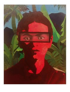 "Saatchi Online Artist: Royal Priest; Acrylic, Painting ""Frida"""