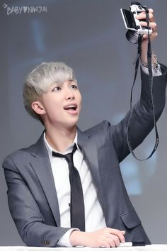 Rap monster ~ BTS