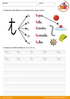 Spanish Lessons For Kids, French Lessons, Spanish Class, French Language Learning, Learning Spanish, Teaching Kids, Activities For Kids, Homeschool, Education