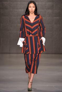 Mehtap Elaidi Istanbul Fall 2015 - Collection - Gallery - Style.com
