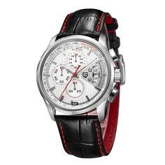 landfox luxury brand watches men montres gold watch for men new pagani design watches men luxury brand waterproof 30m quartz men sport wristwatch casual fashion watch