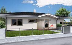 Typový dům Prozaik od APEX ARCH s.r.o. Garage Doors, Outdoor Decor, Home Decor, Decoration Home, Room Decor, Home Interior Design, Carriage Doors, Home Decoration, Interior Design