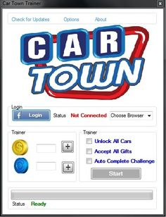 Car town hack tool free download no survey.