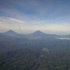 Mi Guatemala y sus volcanes