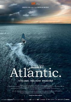 Poster for Atlantic. #IFFR