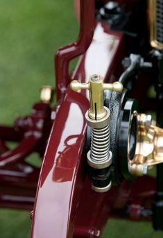 HISPANO-SUIZA TYPE ALFONSO XIII JAQUOT TORPEDO - PlanetCarsz Hispano Suiza, Fire Extinguisher, Type, Hamster Wheel