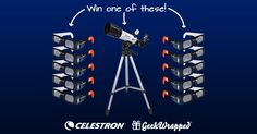 Ends 7/9/17; Win EclipSmart Travel Telescope + 10 Shade Four-Packs