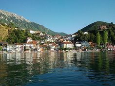 macedonian St. Tropez -Trpejca Ohrid