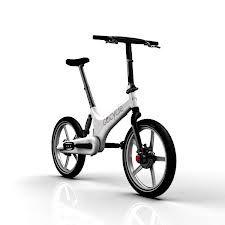 Gocycle - le vélo du futur déjà disponible !