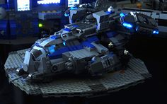 SiAra Station - Estoc on landing pad by Si-MOCs on Flickr
