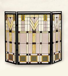 Contemporary Glass Fireplace Screen I Intended Design Ideas