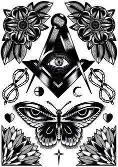 Inspiré de l'art du tatouage des années 1920 à 1970, et du design graphique des planches de skateboards des années 80, le travail de Tom Gilmourest bel et bien devenu présent dans l'univers de l'illustration. Et pour cause, l'utilisation d'icônes et de symbolisme, dans un jeux de symétrie, et de contours forts, que l'artiste londonien...