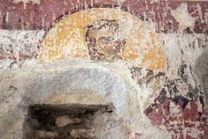 Santa Maria Antiqua, Roma, gli affreschi. 705-707