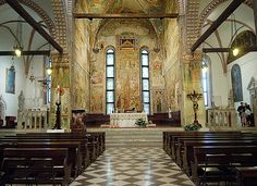 Duomo di Santa Maria Maggiore - Spilimbergo, Italy Most Beautiful, Beautiful Places, Trieste, Santa Maria, View Image, Alps, Travel, Italia, Viajes