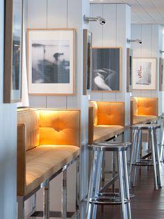 Restaurant A'Trego, Monaco by Philippe Starck
