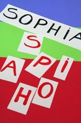 Activities: Make a Name Puzzle