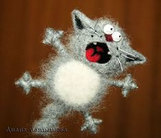 Funny Felted Toys By Diana Latysheva Will Boost Your Spirits At First Glance
