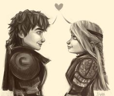 34 Trendy How To Train Your Dragon Astrid Art Drawings Of Httyd Dragons, Dreamworks Dragons, Httyd 3, Hiccup And Toothless, Hiccup And Astrid, Dragon Rider, Disney And More, Strong Girls, How To Draw Hair