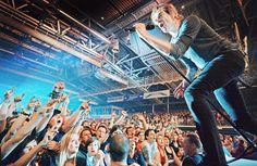 Zeitung WESTFALEN-BLATT: Bielefeld - Campino rockt vor 7250 Fans