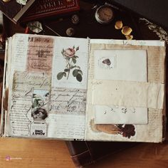 Completed 2020 Reading Journal - Art Journaling Flip-Through – Elaine Howlin - Vintage junk journal / art journal style reading journal Journal Art, Junk Journal, Art Journaling, Reading Journals, Vintage Ephemera, Scrapbooks, Flipping, Craft Projects, Give It To Me