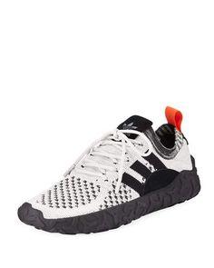 the best attitude cb1ea b9e8e Adidas Mens F22 PK Stretch-Knit Sneakers Gucci Shoes, Balenciaga Shoes,  Louboutin Shoes